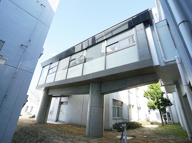 奈良教育大学 バリアフリー化